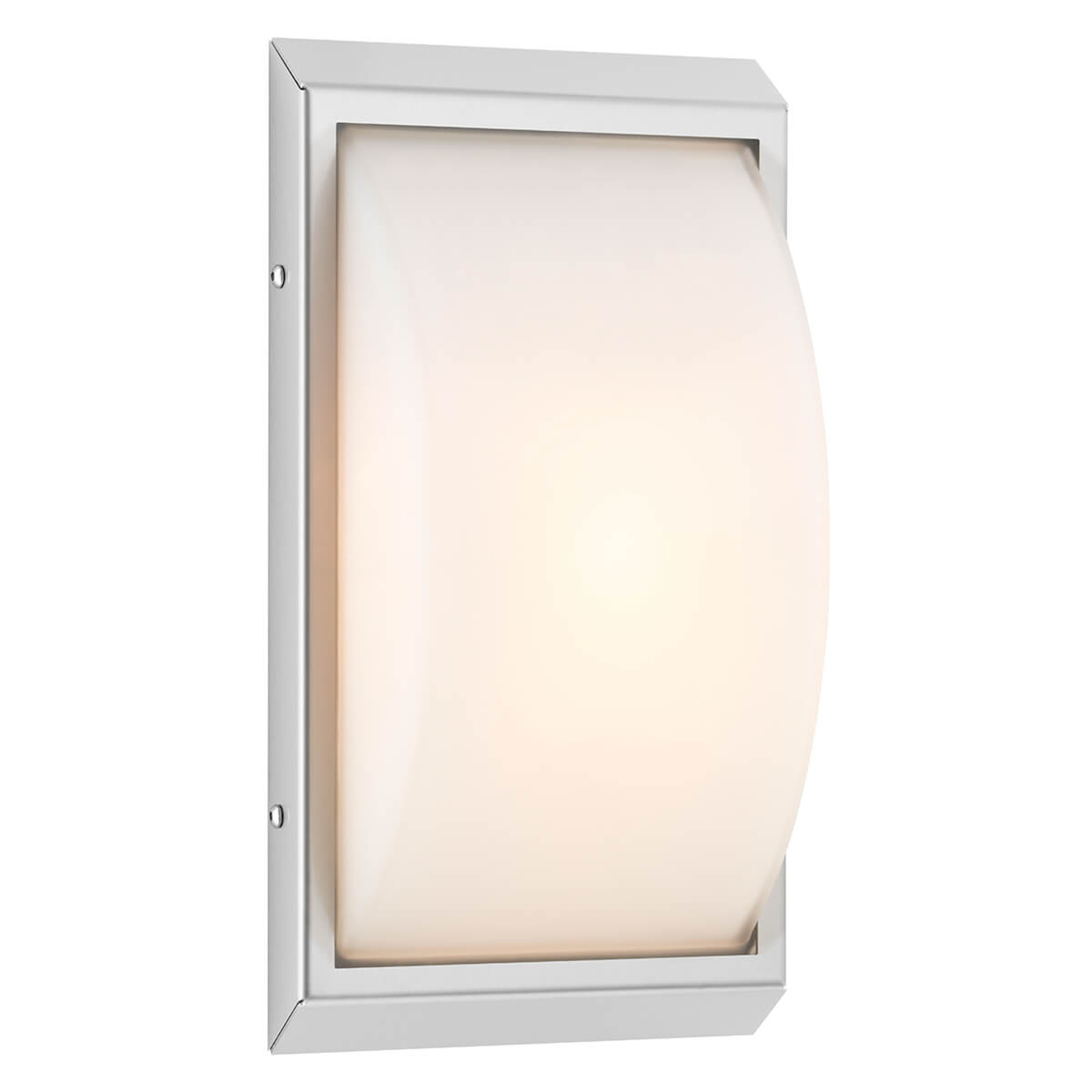 Hoogwaardige LED buitenwandlamp Malte m. sensor