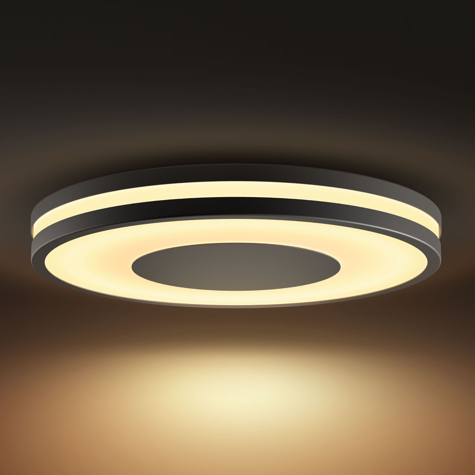 Philips Hue White Ambiance Being sufit czarna