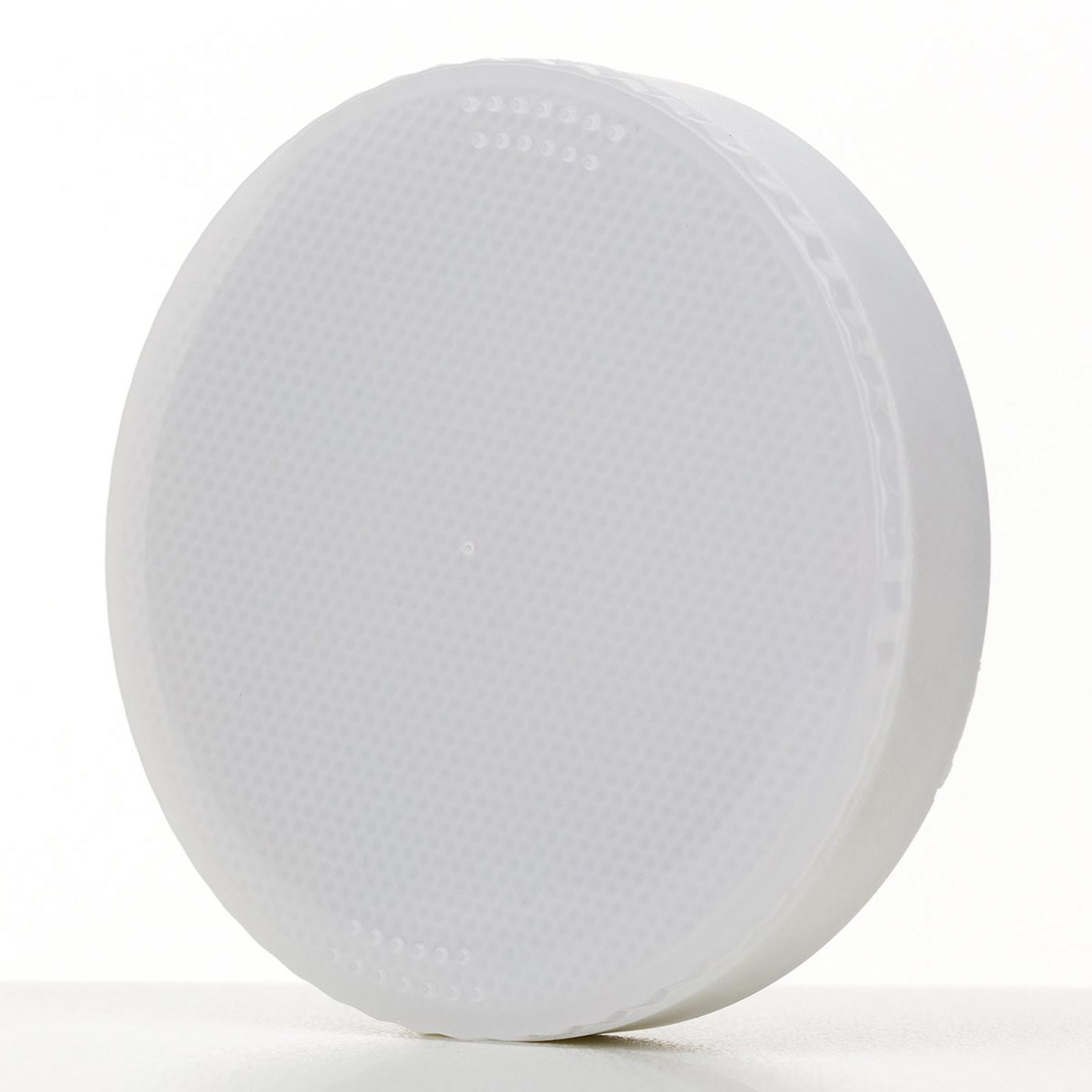 LED-pære GX53 7 W, varmhvit, dimbar