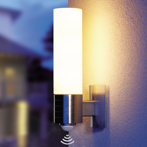 STEINEL L 260 LED Außen-Sensorwandleuchte