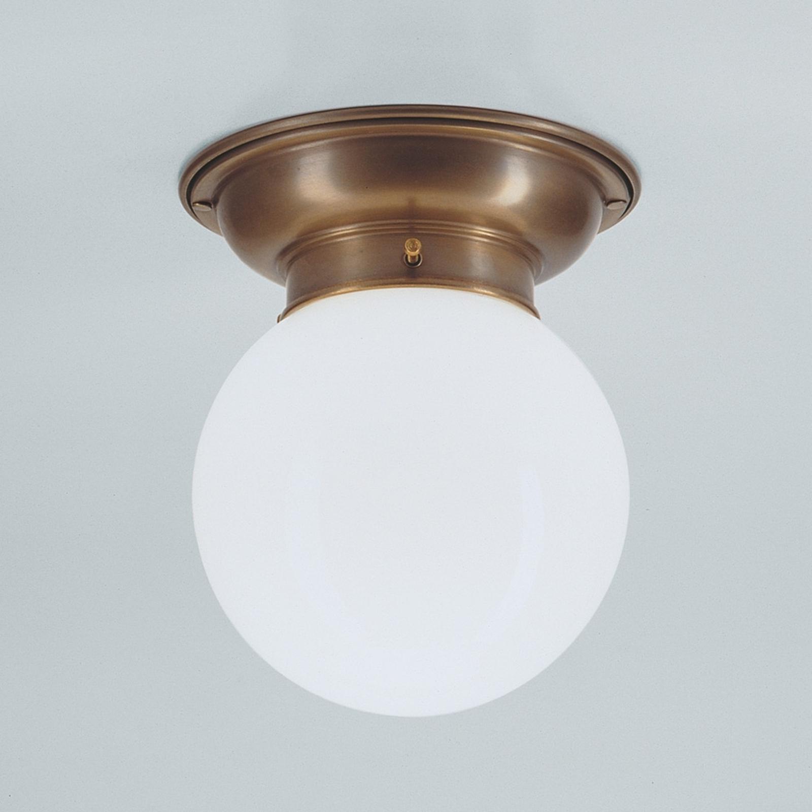 Lámpara de techo Jim - hecha a mano