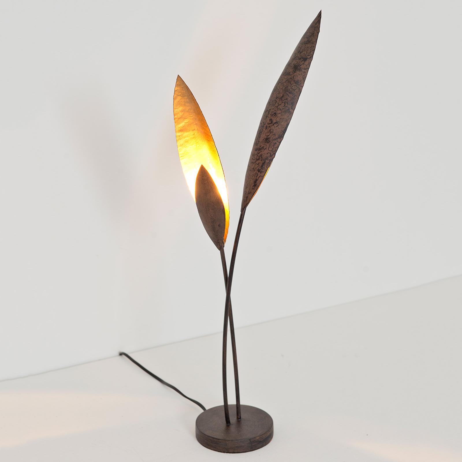 Strelicie - délicate lampe à poser LED
