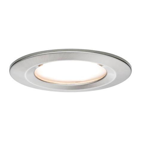 Paulmann LED-spot Nova Coin rund, dæmpbar i 3 trin