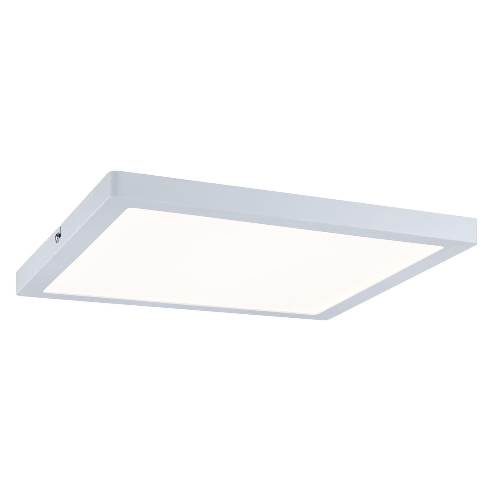Paulmann Atria lampa sufitowa LED 30x30 cm biała