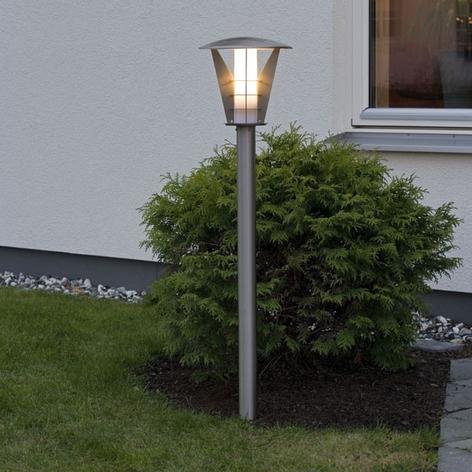 Larissa – pro osvětlení cest, moderní, nerez ocel