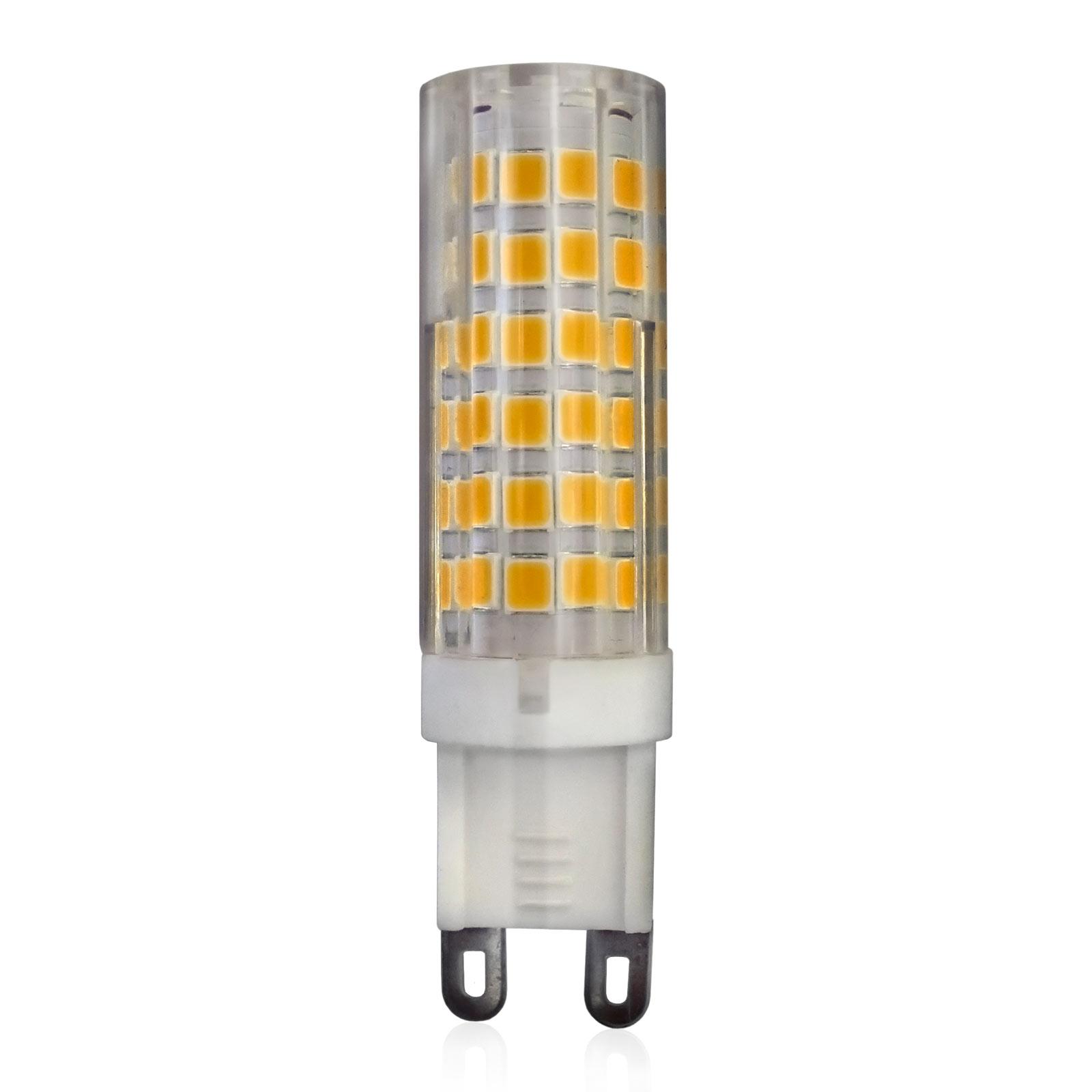LED-stiftlampa G9 4,5W 3000 K dimbar