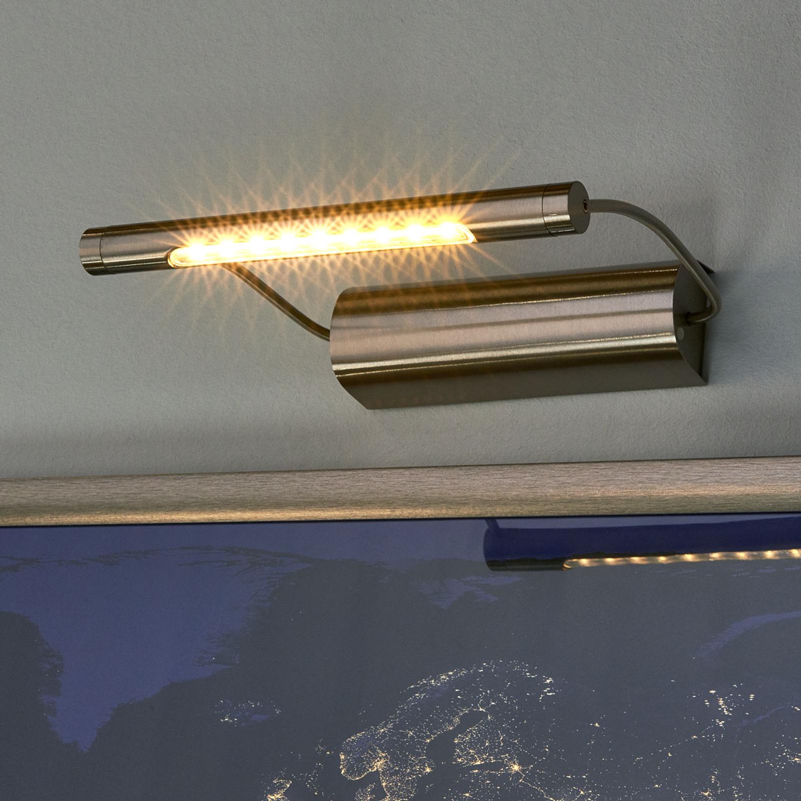 Lampa do obrazów LED Tommy na baterie