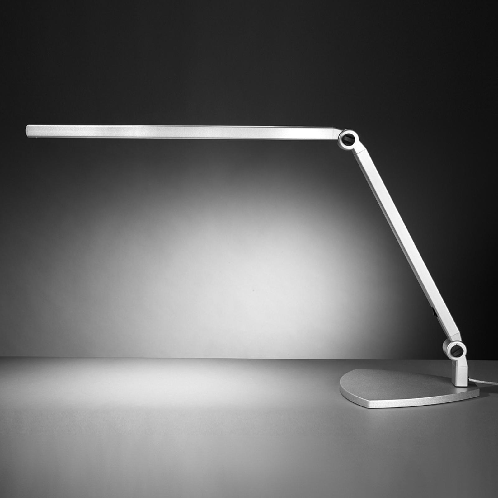 LED tafellamp Take 5 met voet, daglicht, dimbaar