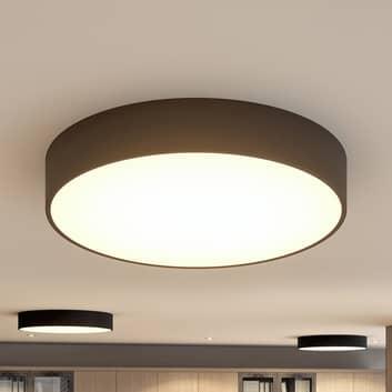 Arcchio Noabelle LED-Deckenlampe, schwarz
