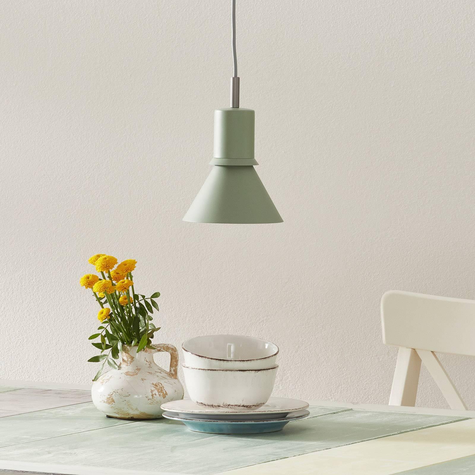 Anglepoise Type 80 hanglamp, pistachegroen
