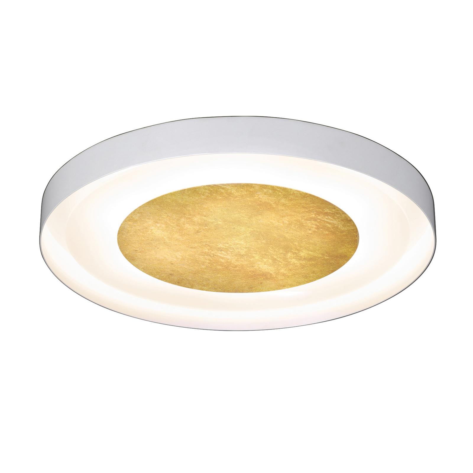 Plafoniera 3560/6PL, oro in foglia, Ø 51cm