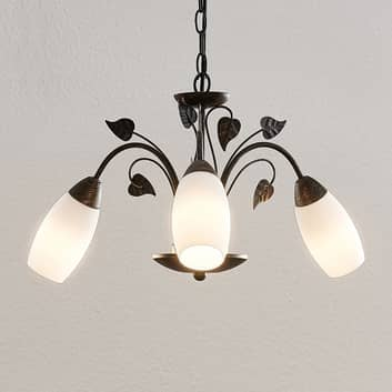 Lindby Isalie LED-Hängeleuchte, 3-flammig