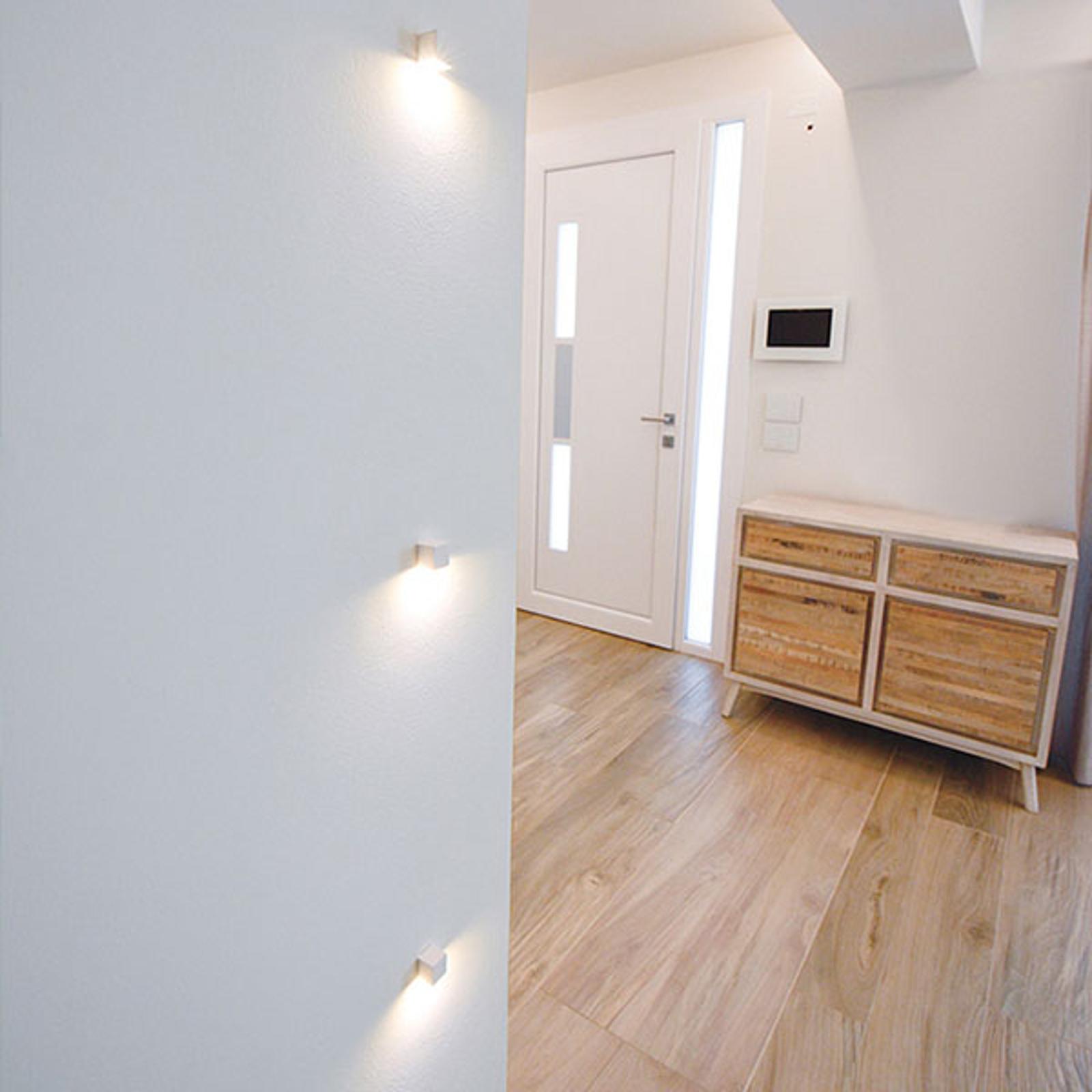 LED-Wandeinbauleuchte 2466B, 2.700 K