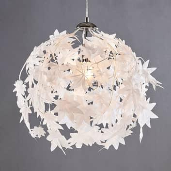 Lampa wisząca Maple ze wzorem w liście