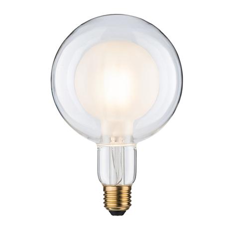 Paulmann LED-Globe E27 G125 Inner Shape 4W satin