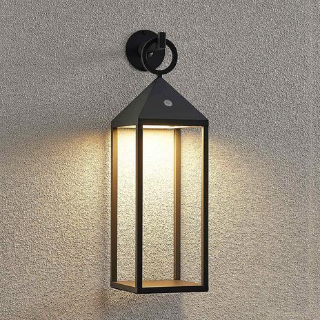 Lucande Aviel kinkiet zewnętrzny LED