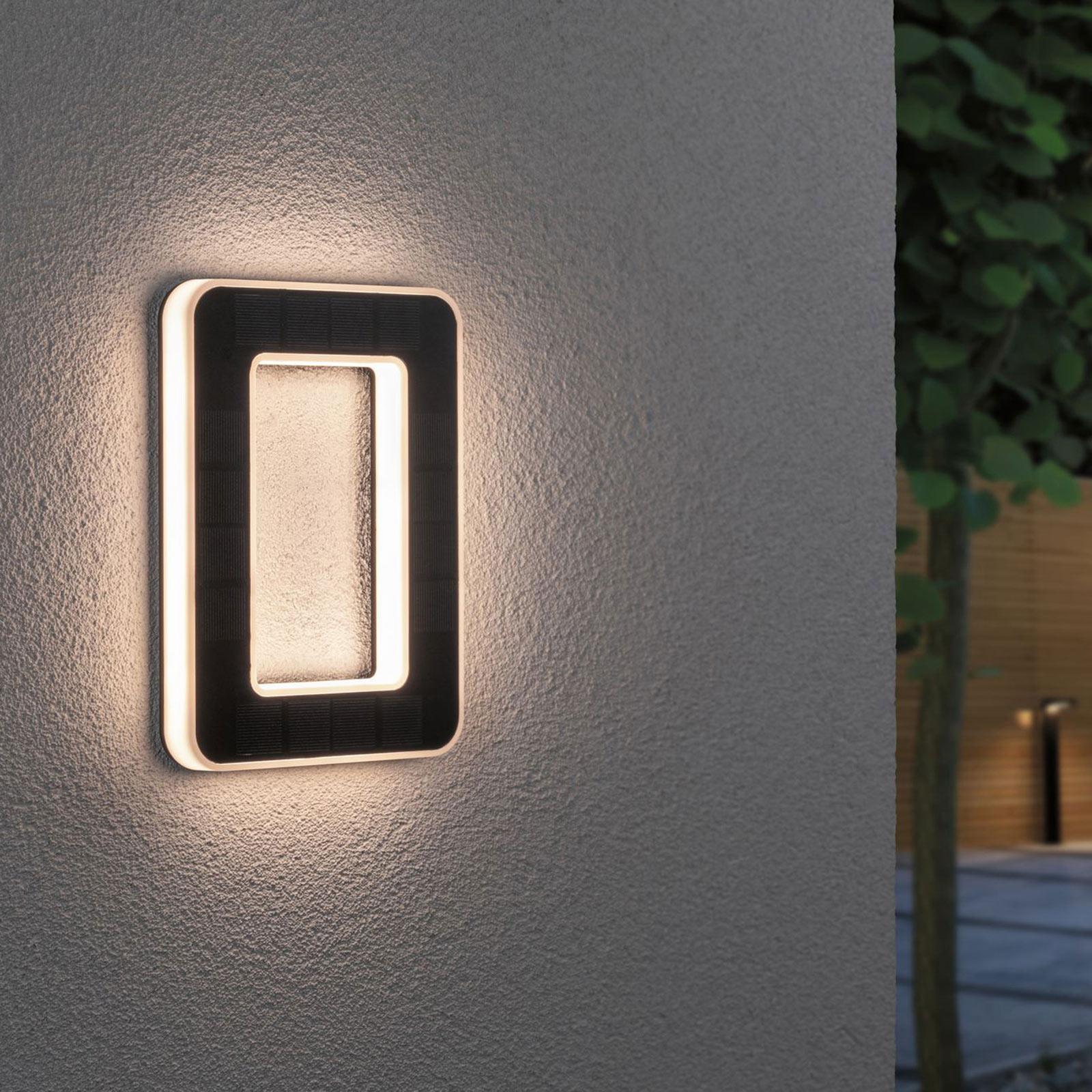 Paulmann LED-sol-husnummer 0