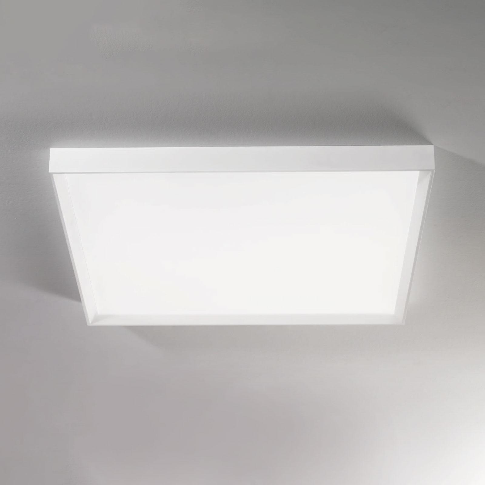 Tara maxi LED-taklampe, 74 cm x 74cm