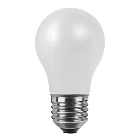 LED Lampe E27 8W 2.600K Ra90 matt