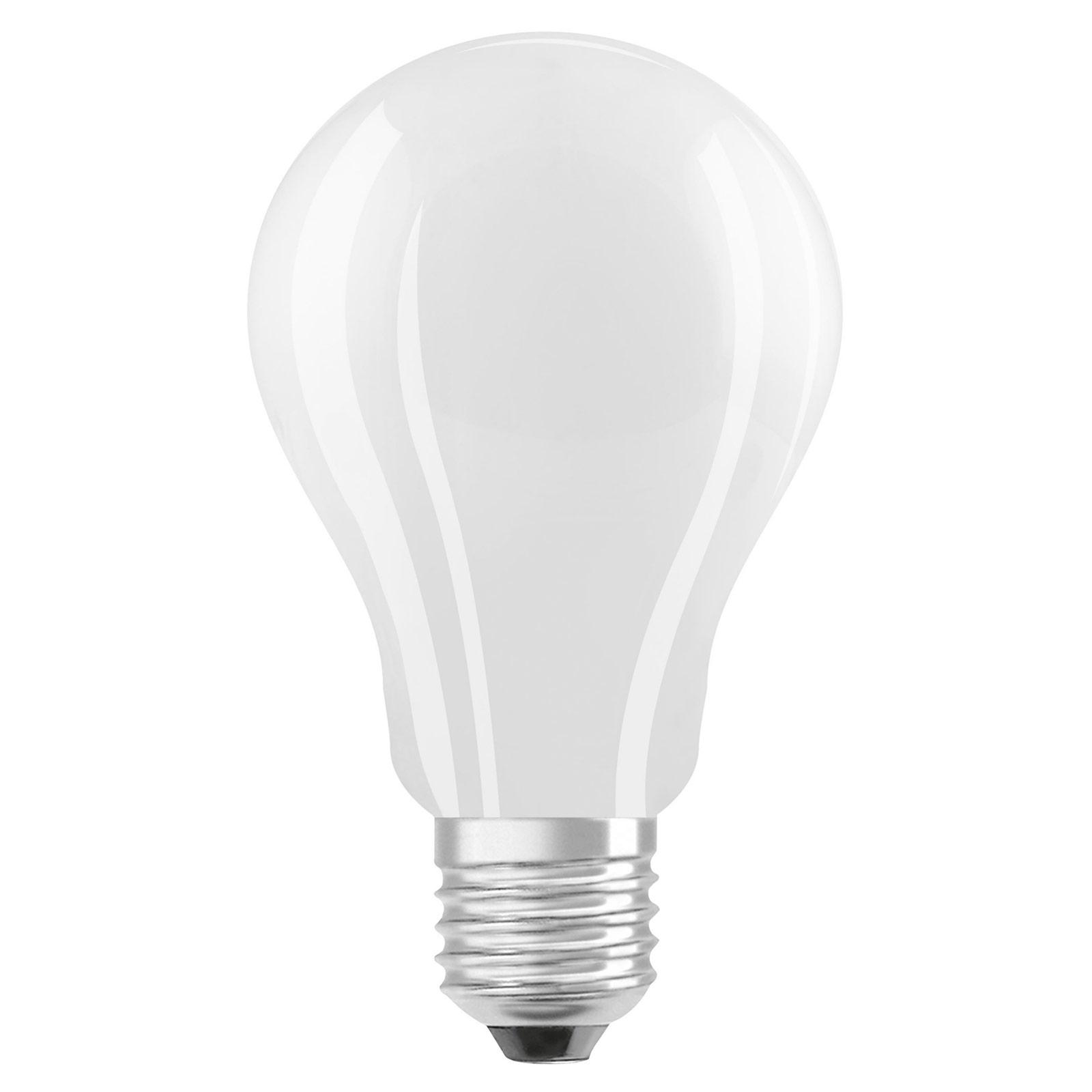 OSRAM żarówka LED E27 15W opal 4000K