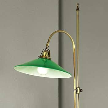 Lámpara de pie VERDINA en verde