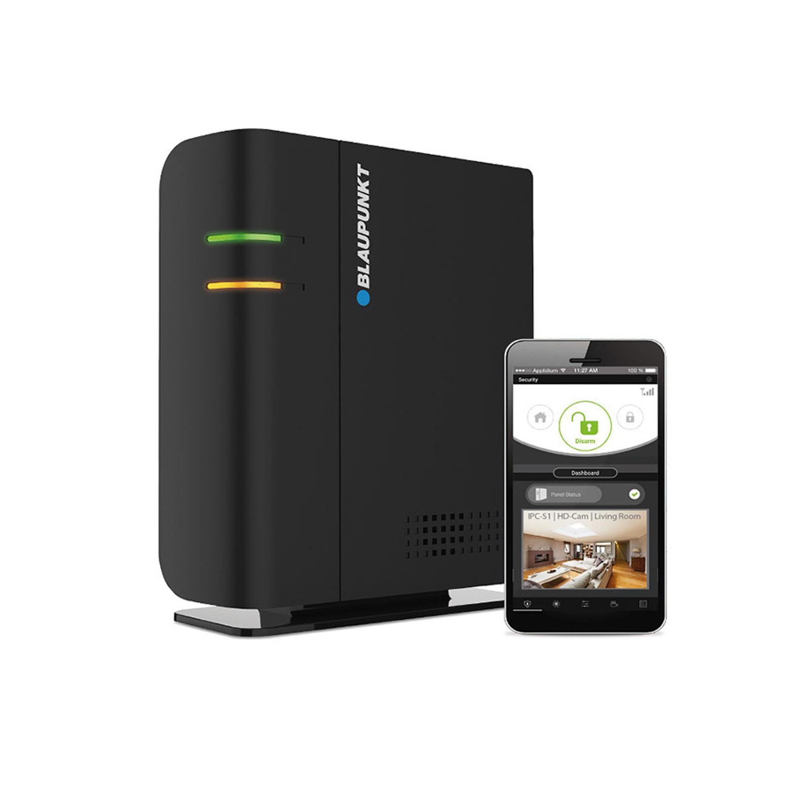 Blaupunkt Q-ProHub Alarmzentrale