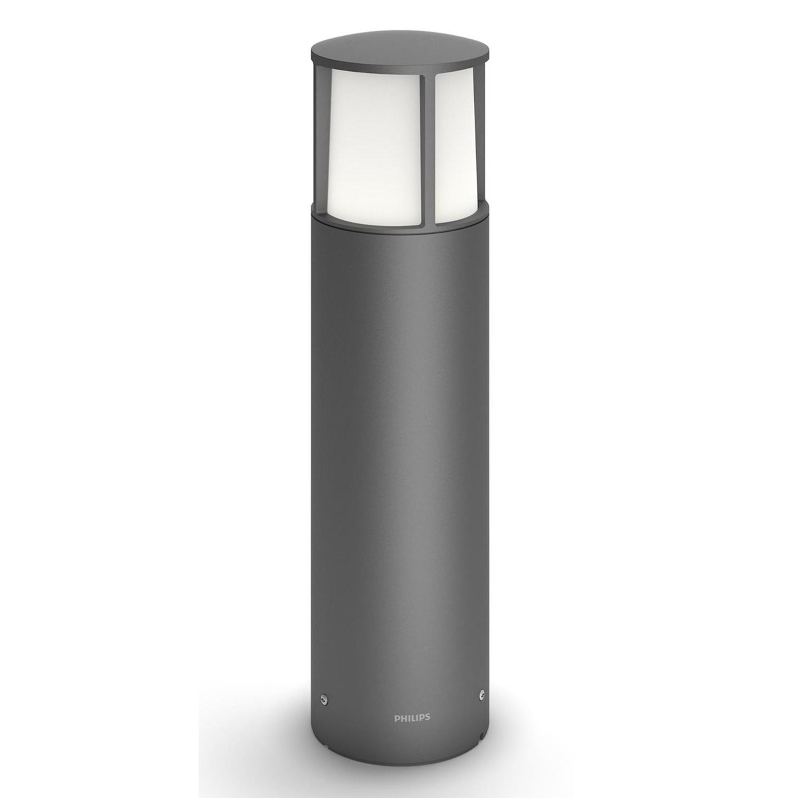 Philips Stock LED-Sockelleuchte