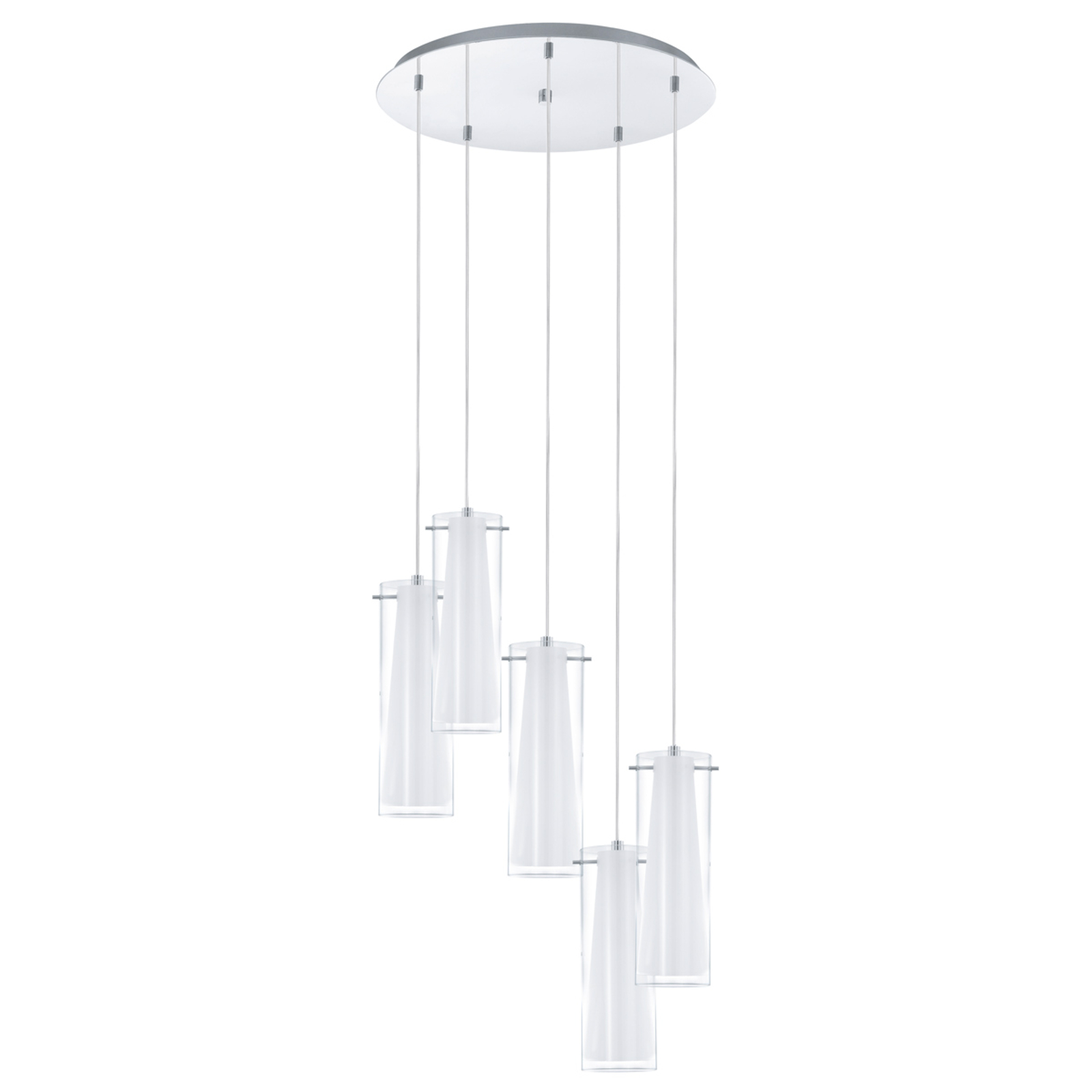 Suspension Pinto - 5 flammes