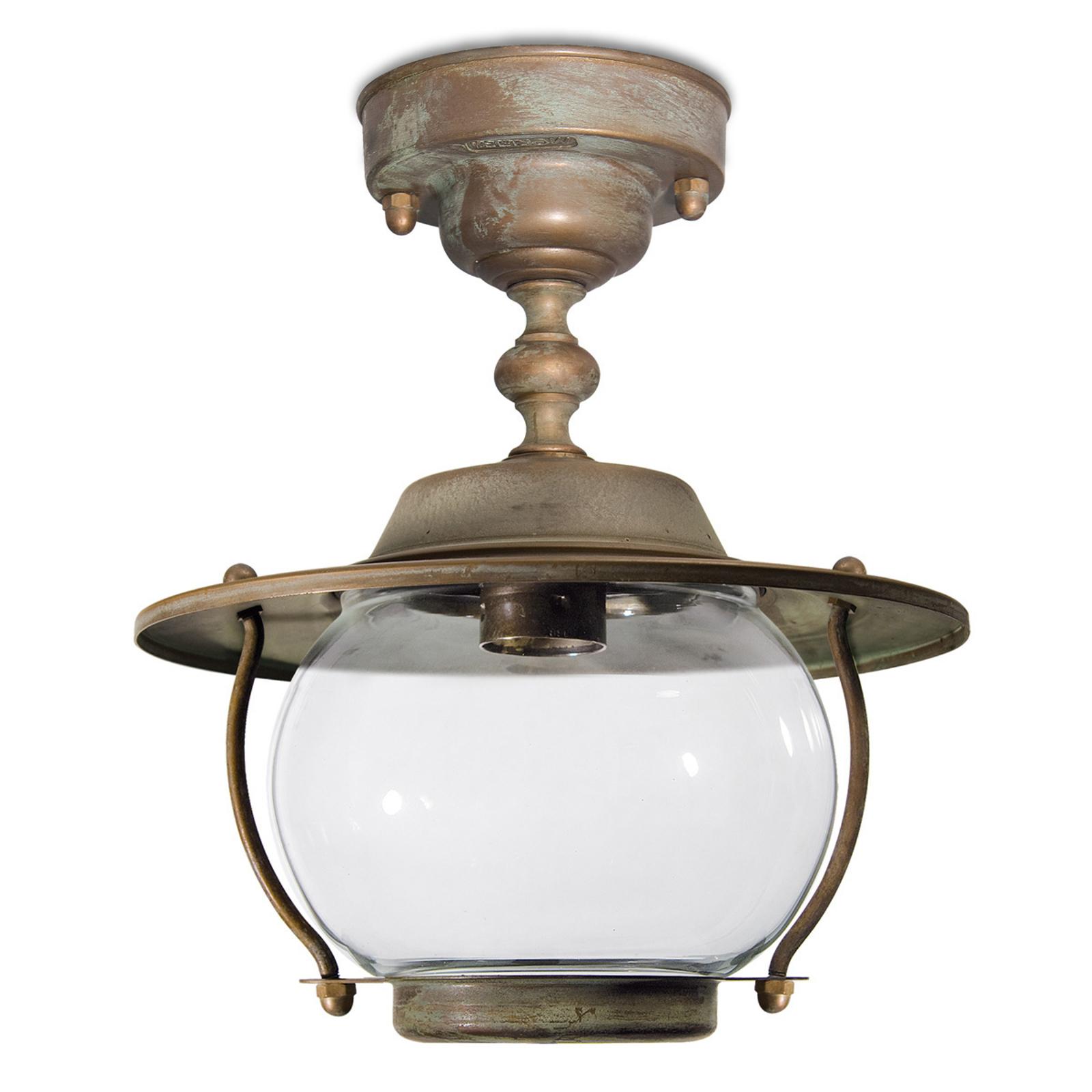 Lampa sufitowa zewnętrzna Adessora Ø 26,5 cm