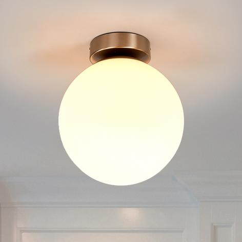 Lennie - lampada da soffitto rotonda per il bagno