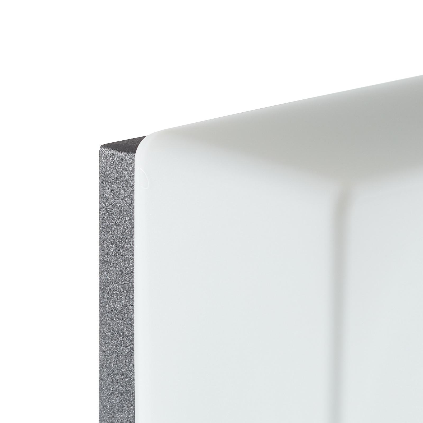 BEGA Lichtbaustein 38300 LED Wandleuchte 21x21cm