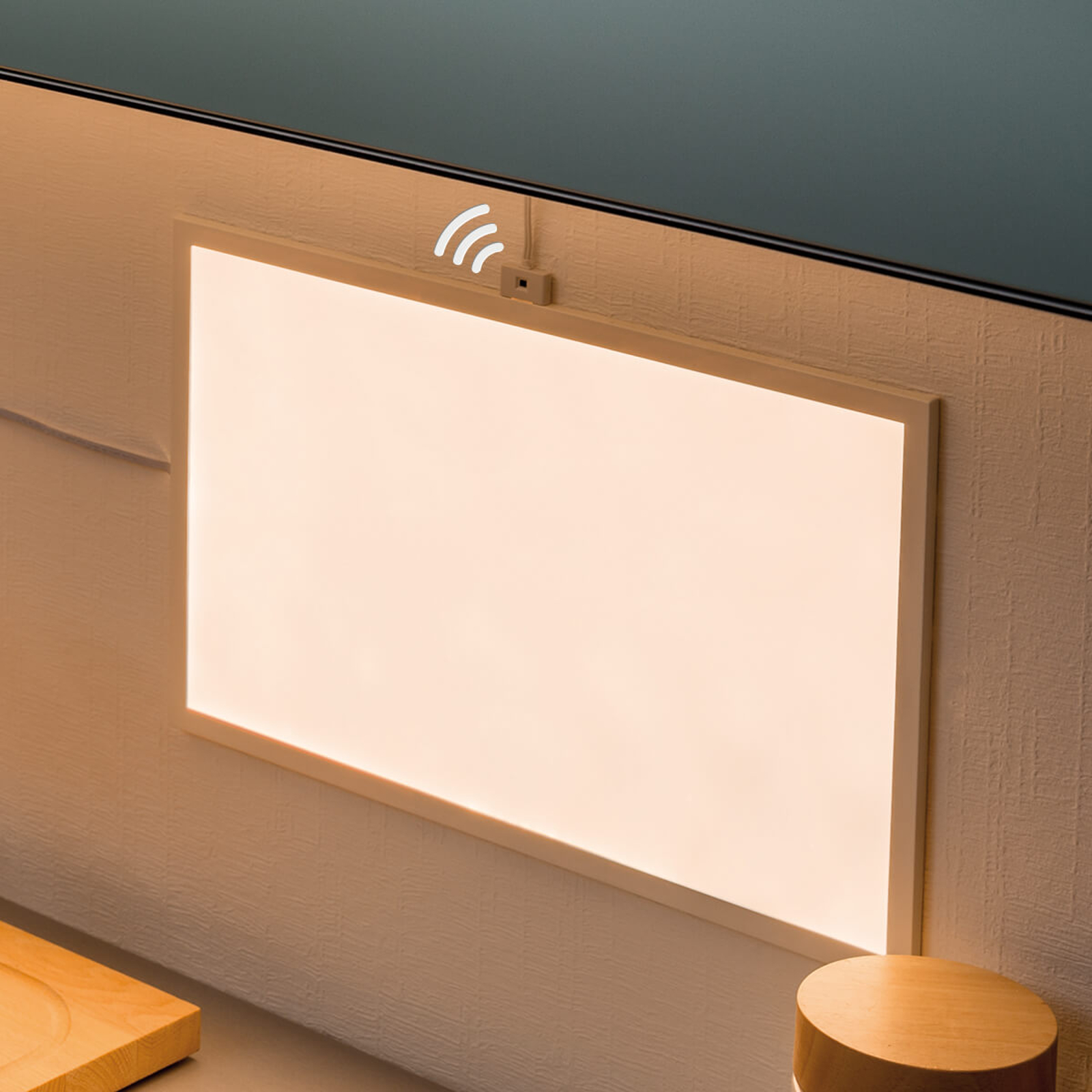 Acquista Pannello LED Glow con sensore di gesti - set base
