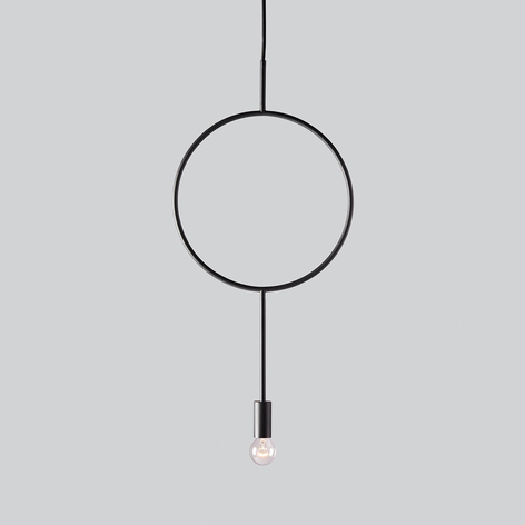 Suspension de designer originale Circle