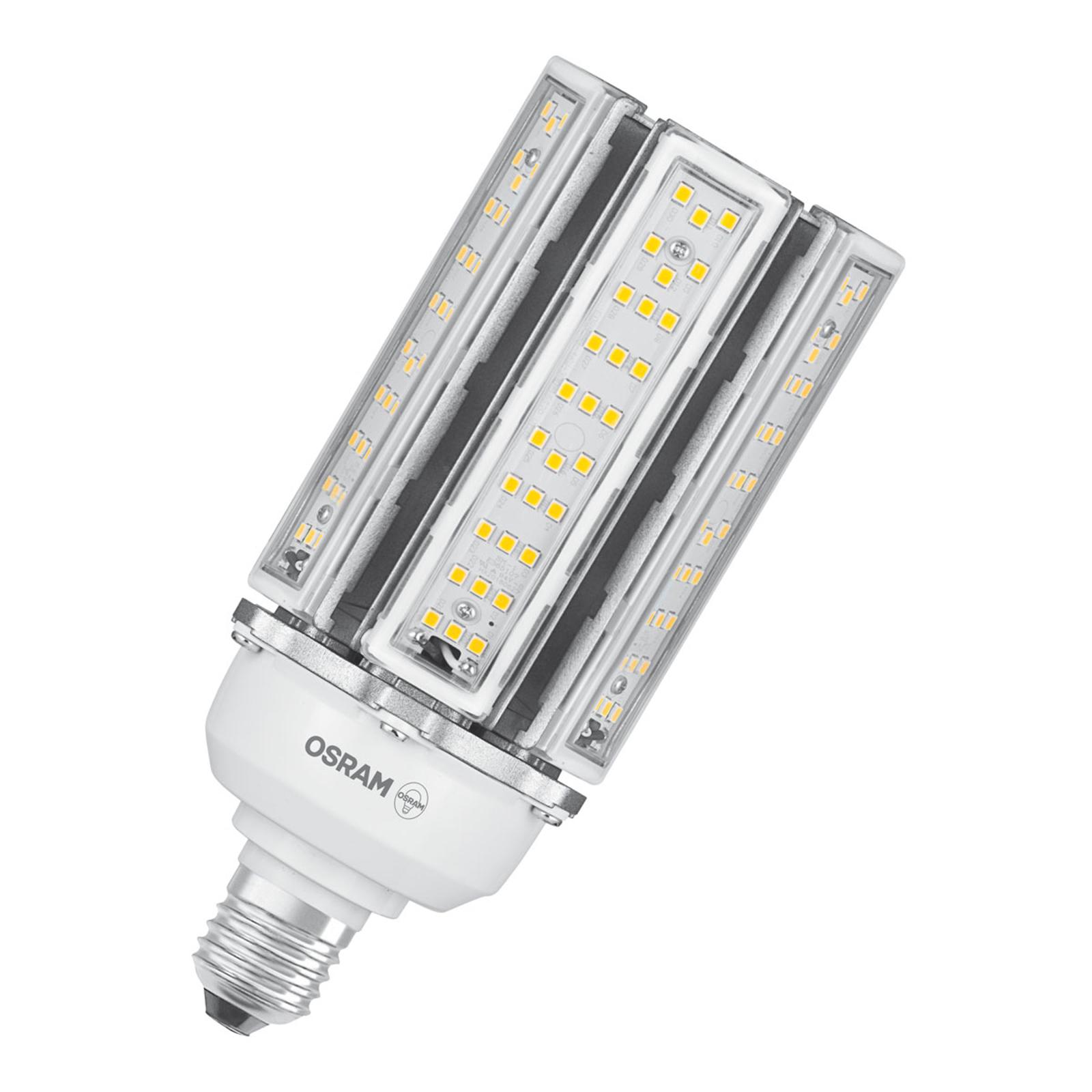 OSRAM lampadina LED E27 Parathom HQL 46W 4.000K