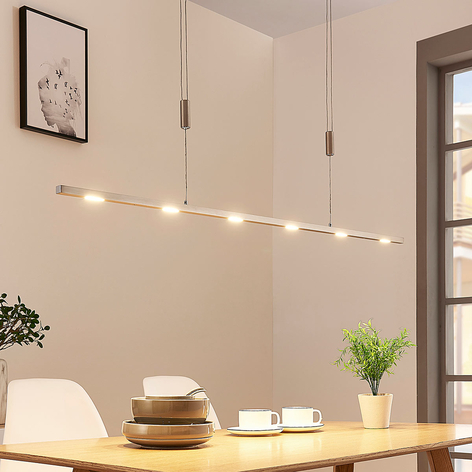 LED-pendellampe Arnik dimbar med bryter