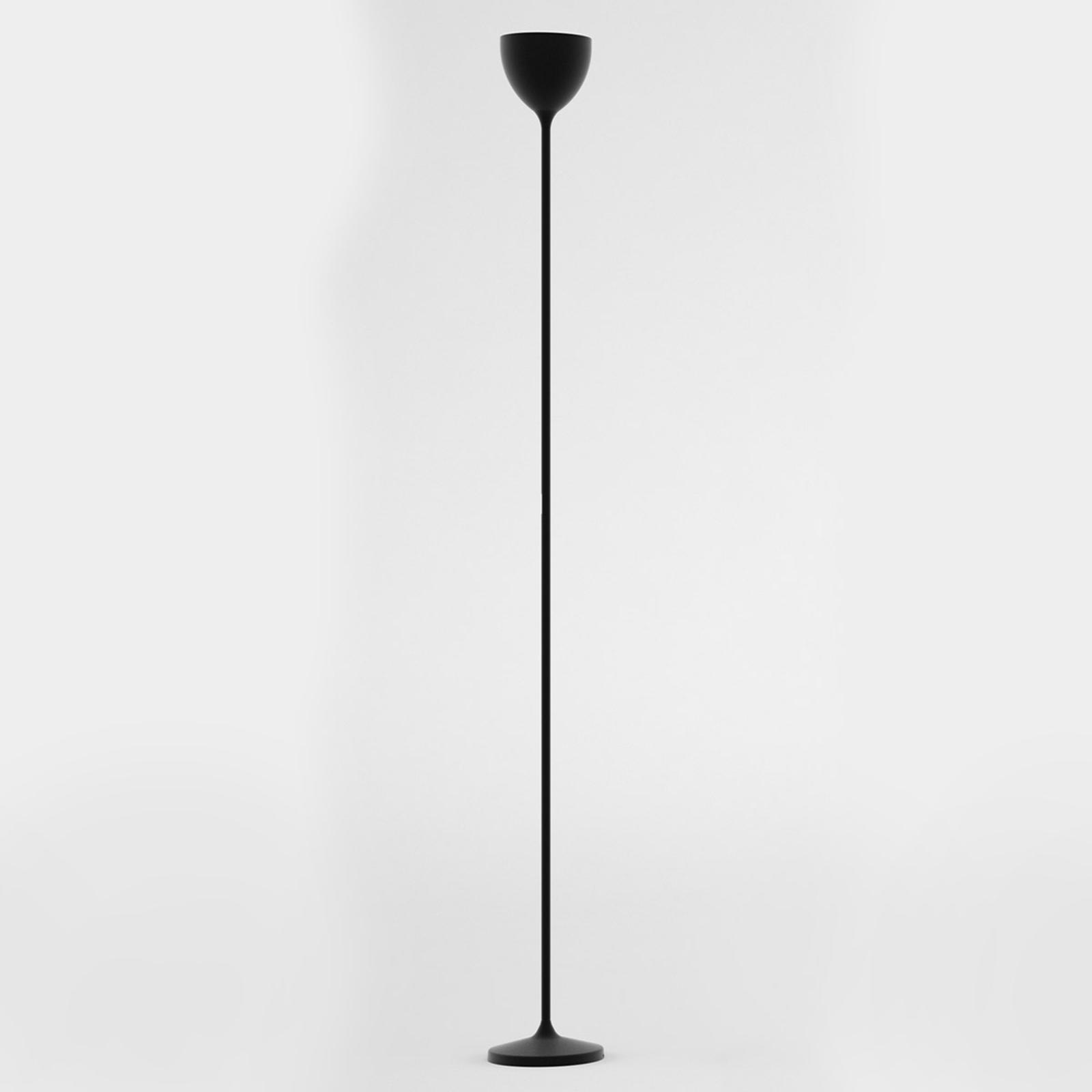 Rotaliana Drink LED-golvlampa, matt svart