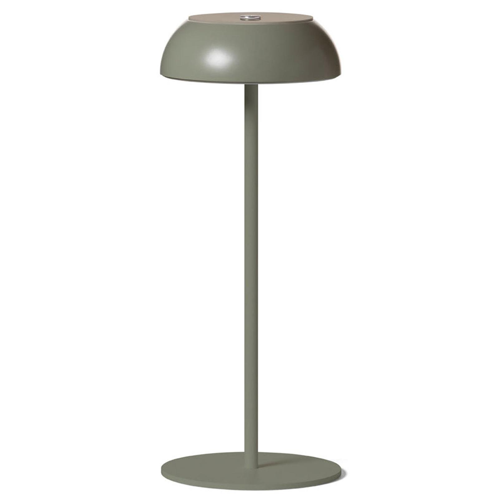 Axolight Float LED-designer-pöytälamppu, vihreä