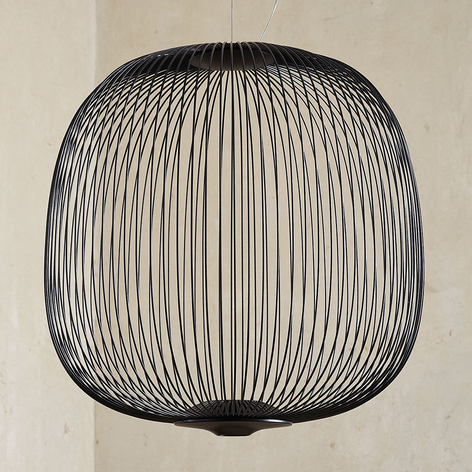 Foscarini MyLight Spokes 2 midi LED -riippuvalais