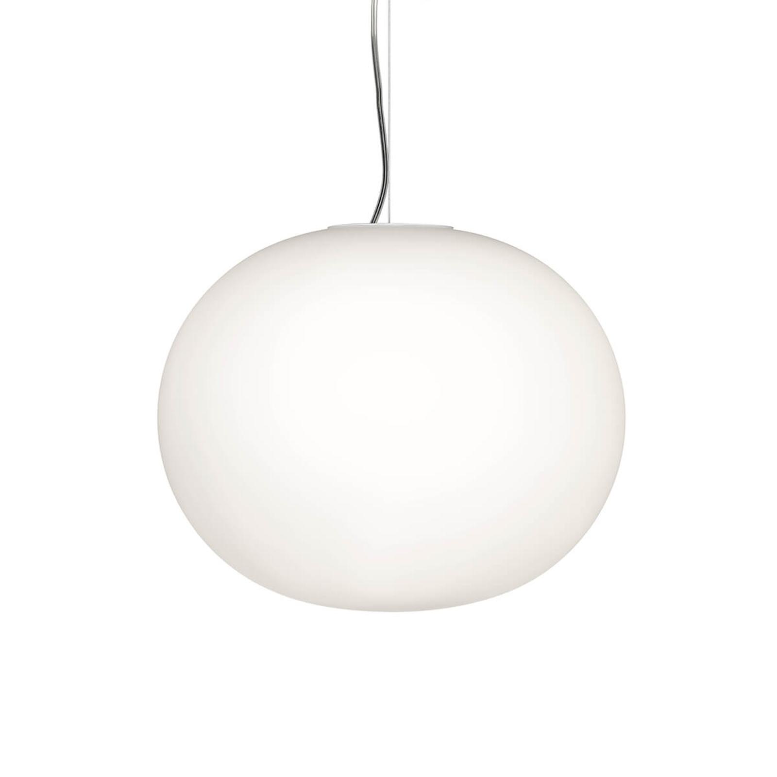 Pyöreä riippukattovalaisin GLO-BALL 33 cm