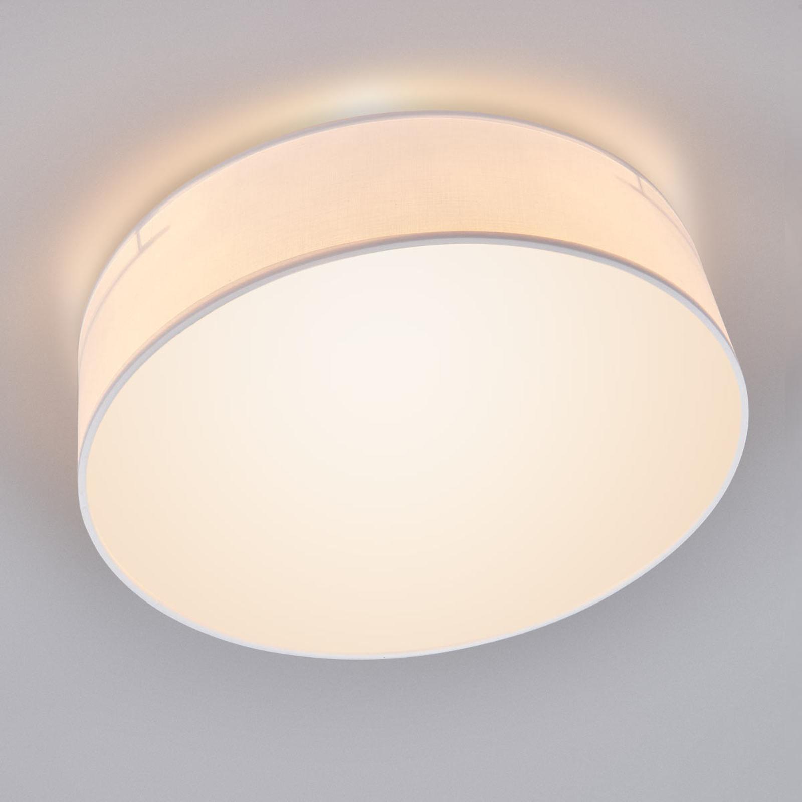 Biała lampa sufitowa CEILING DREAM, 40 cm