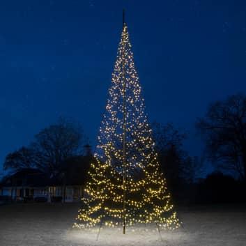 Fairybell® sapin de Noël, 8 m, 1 500lampes