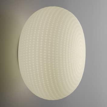 Szlachetna lampa ścienna / sufitowa LED Bianca
