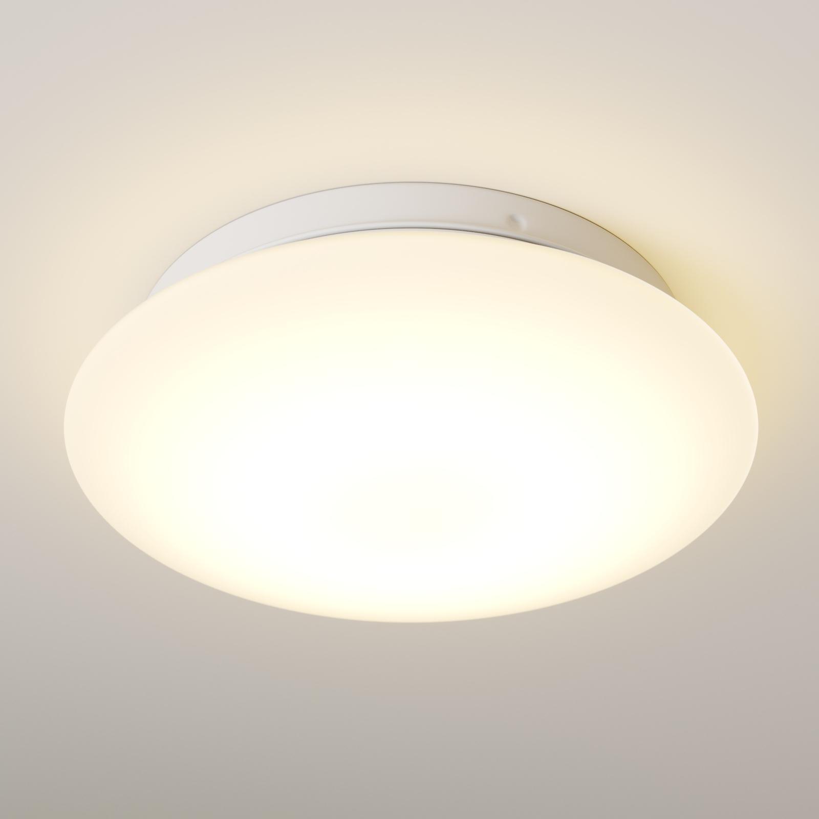 Arcchio Solomia plafonnier LED, capteur, 3000K