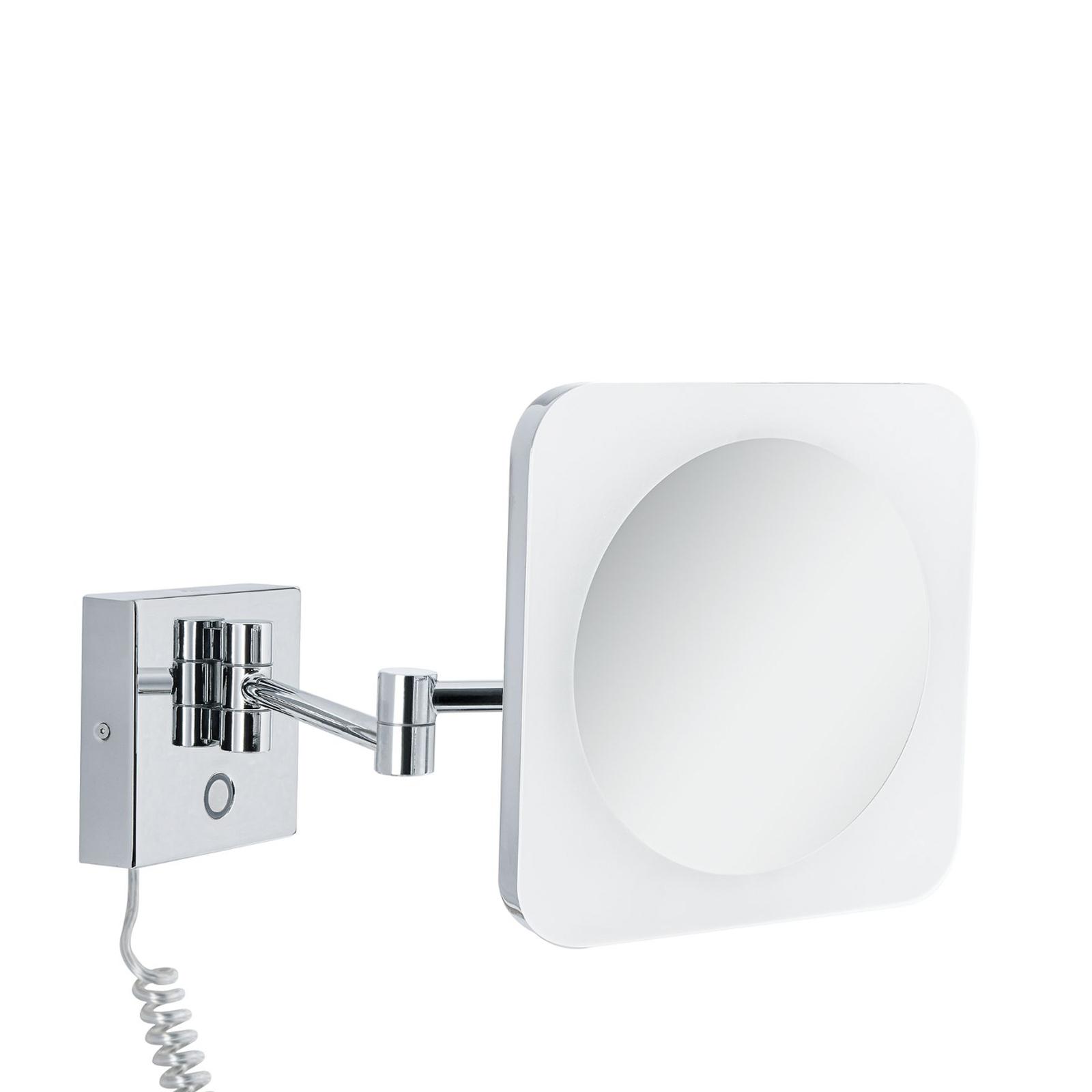Paulmann LED-kosmetikspejl Jora IP44 WhiteSwitch
