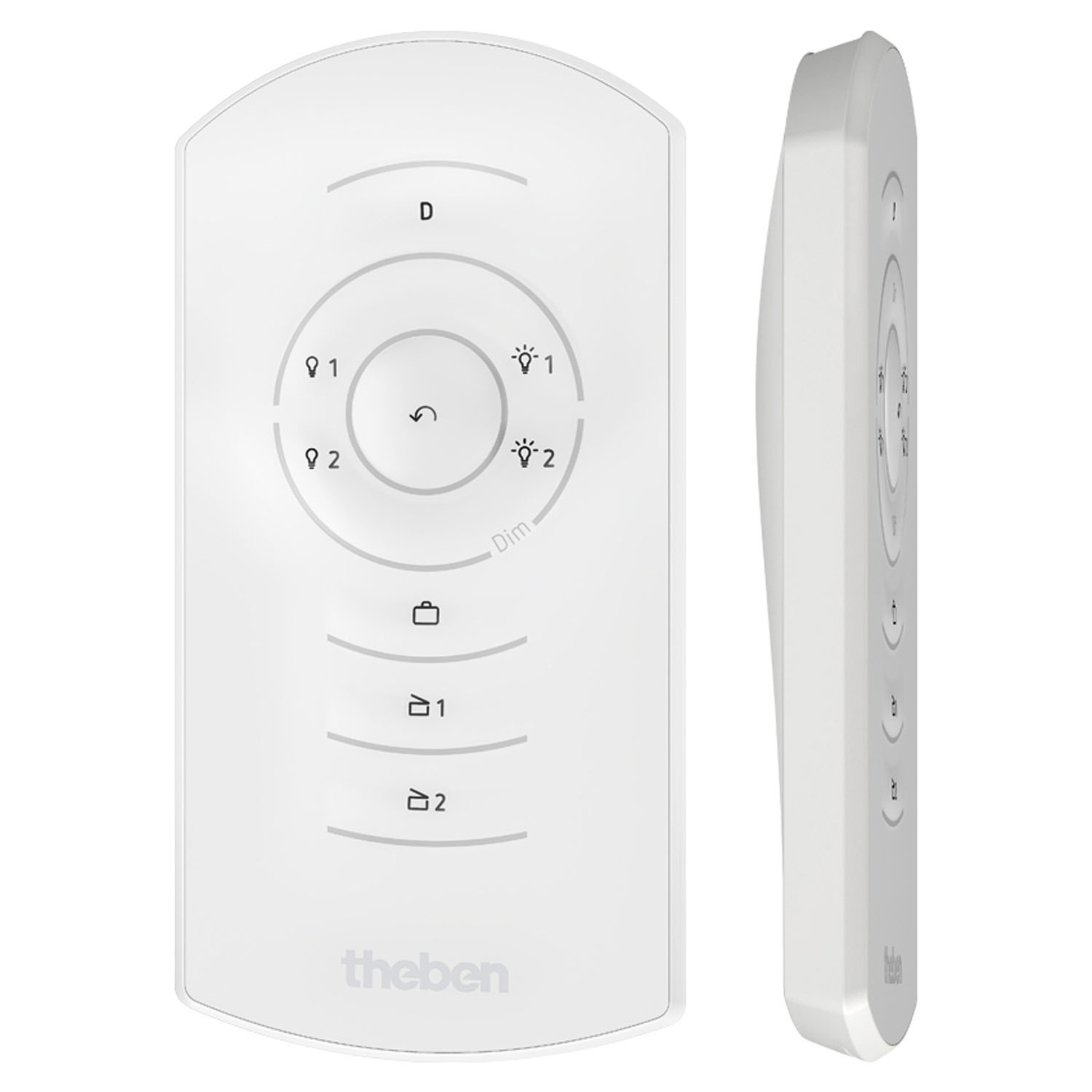 Theben theSenda S télécommande utilisateur
