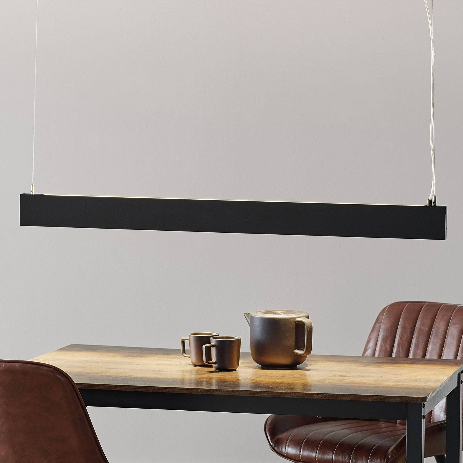 Lampa wisząca LED Tango, Up- and Downlight