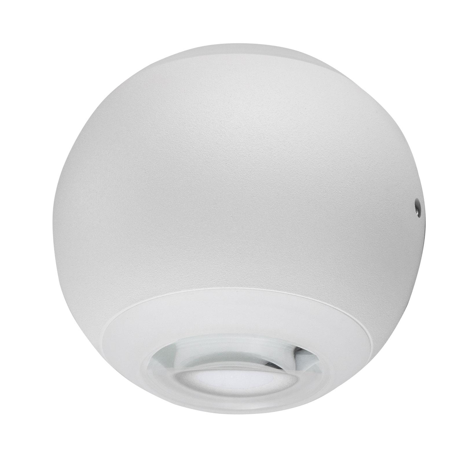 BRUMBERG Clearance LED-Wandleuchte rund einflammig