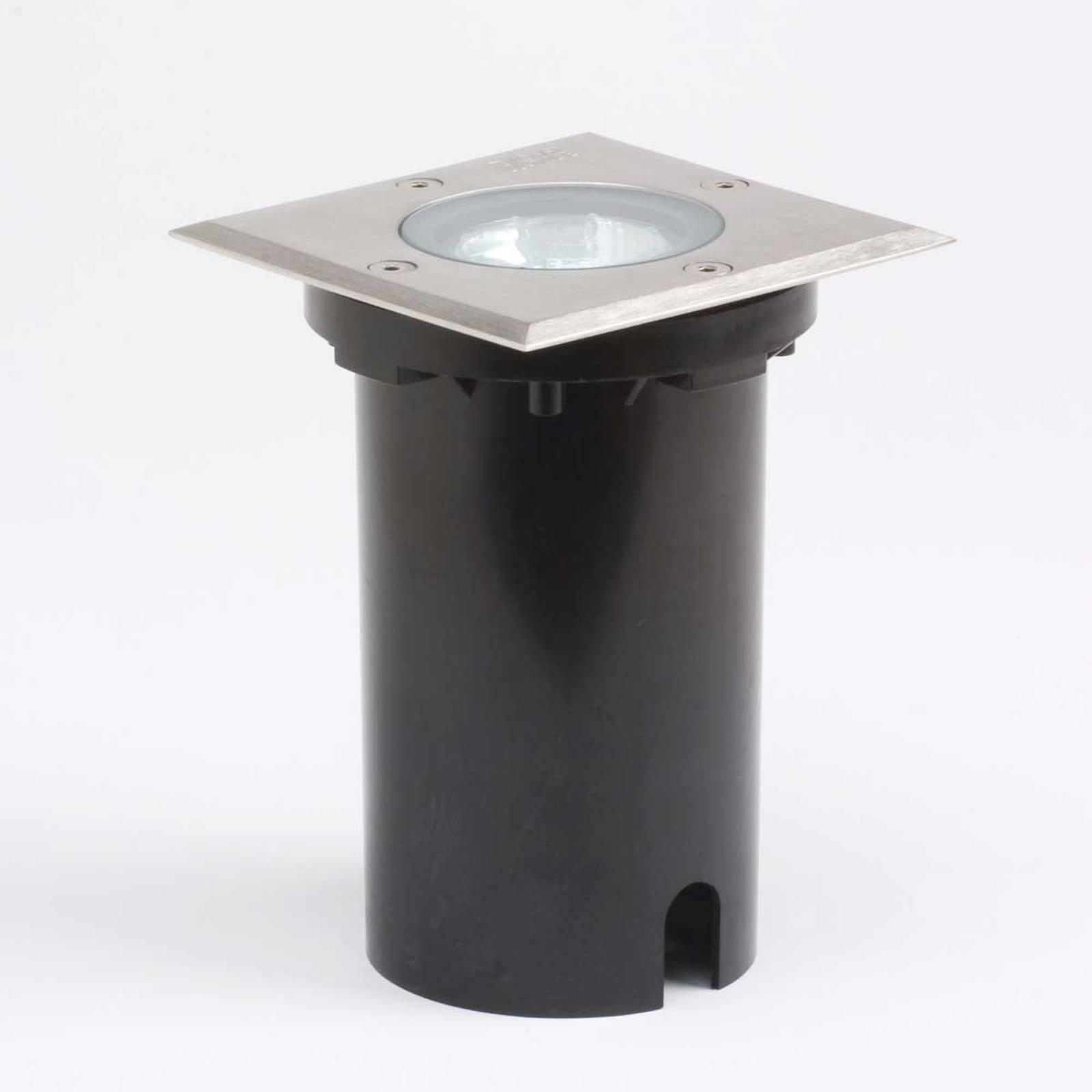 Reflektor wpuszczany w podłoże HALOGEN GROUND SPOT