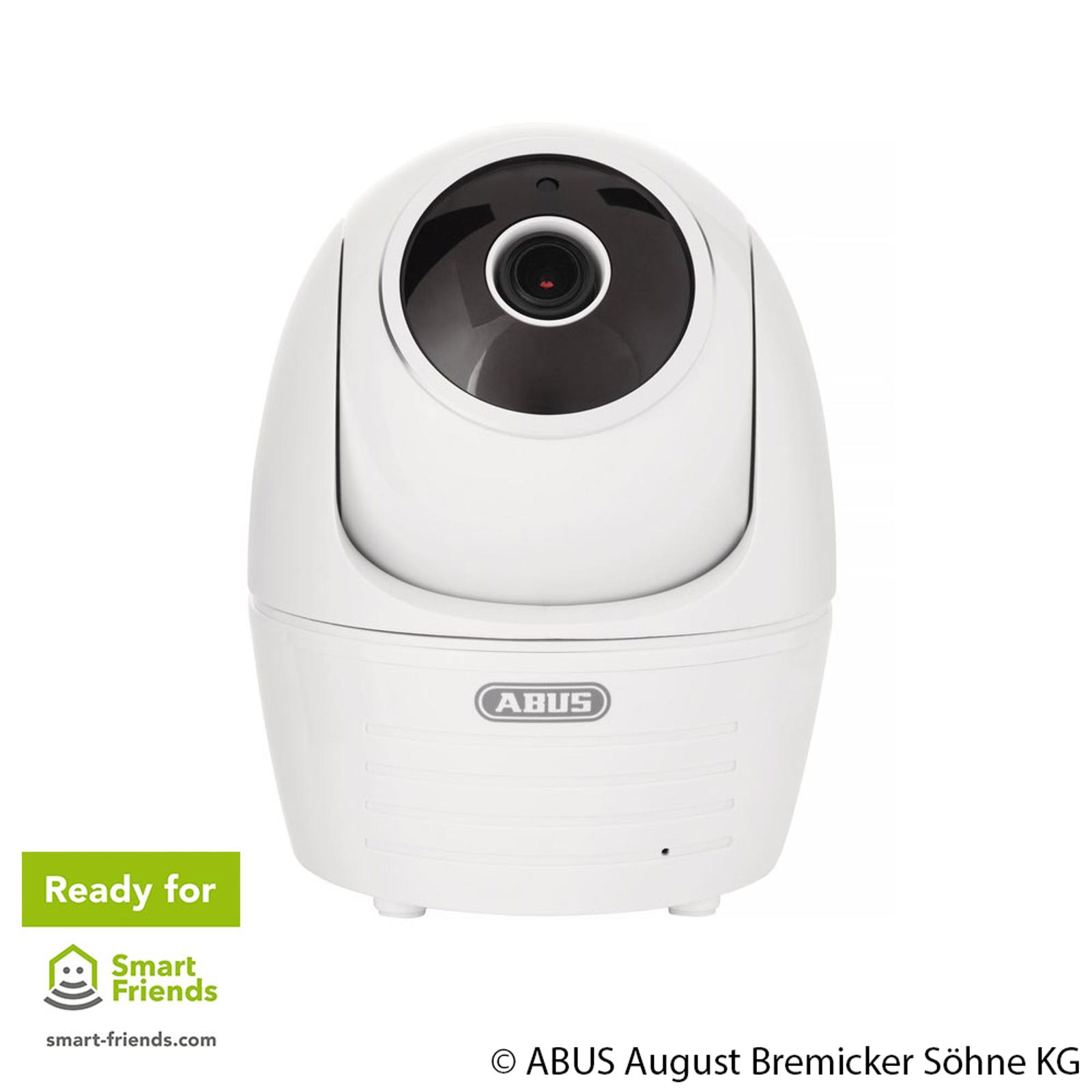 ABUS Smart Security World WLAN FullHD binnencamera