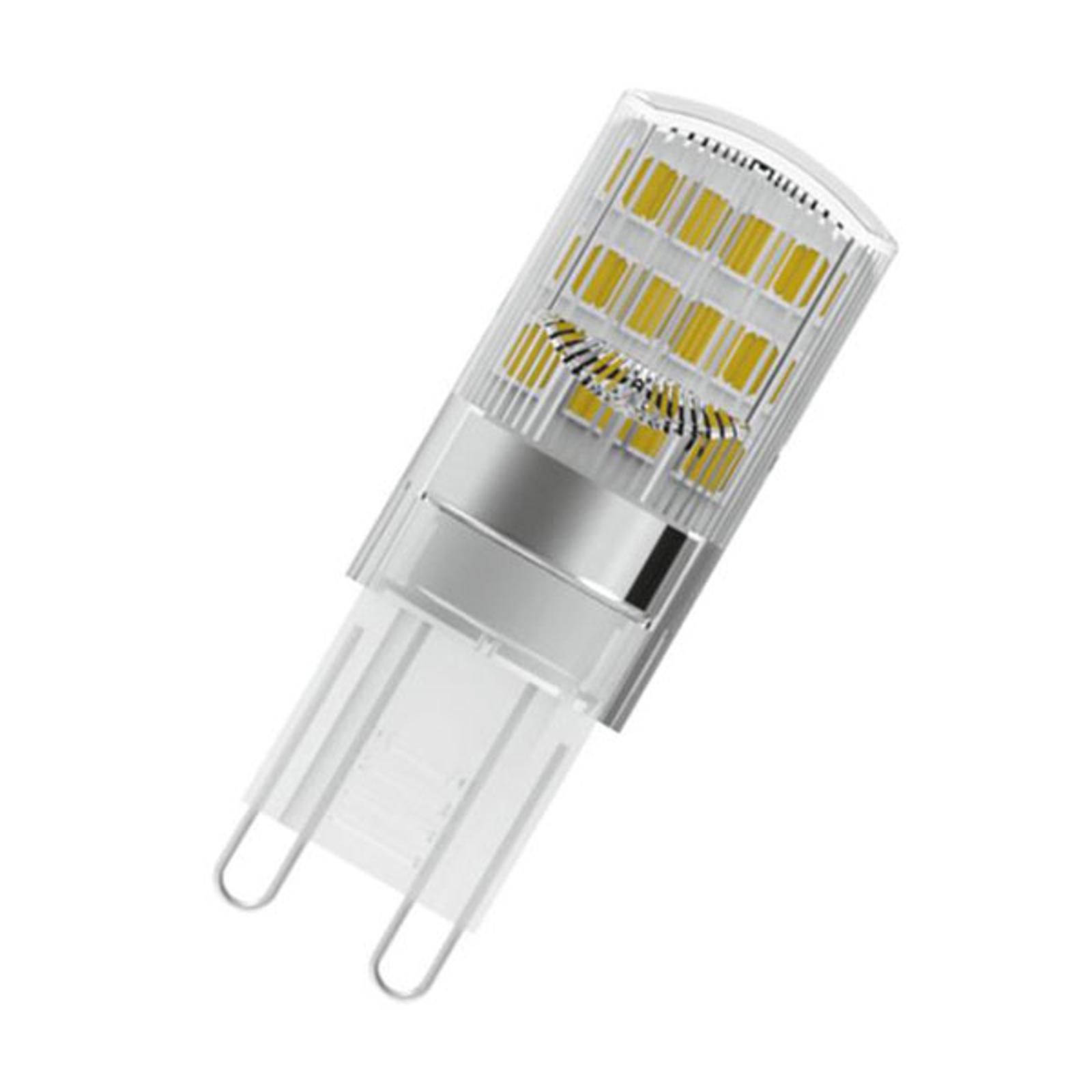OSRAM 2 ampoules broche LED G9 1,9W 2700K transp